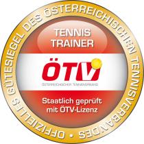 Gütesiegel des österreichischen Tennisverbandes